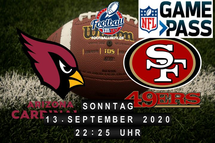 Arizona Cardinals - San Francisco 49ers
