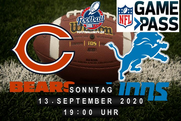Chicago Bears - Detroit Lions