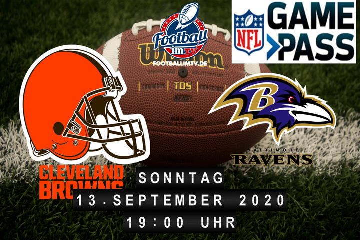 Cleveland Browns - Baltimore Ravens