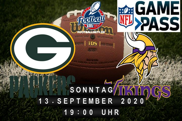 Green Bay Packers - Minnesota Vikings