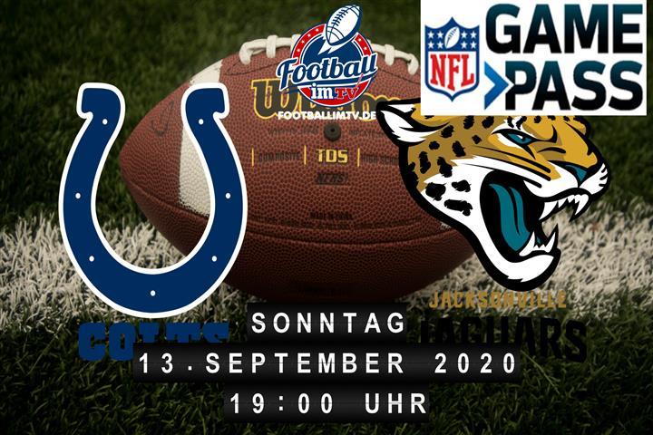 Indianapolis Colts - Jacksonville Jaguars