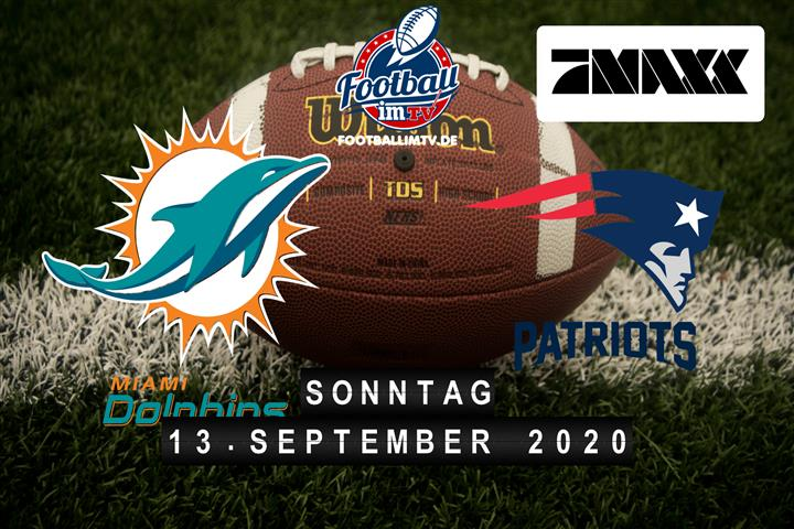 Miami Dolphins - New England Patriots