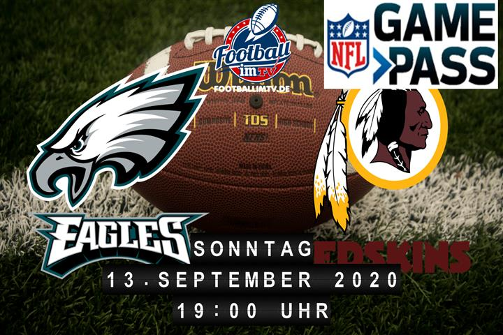 Philadelphia Eagles - Washington Redskins