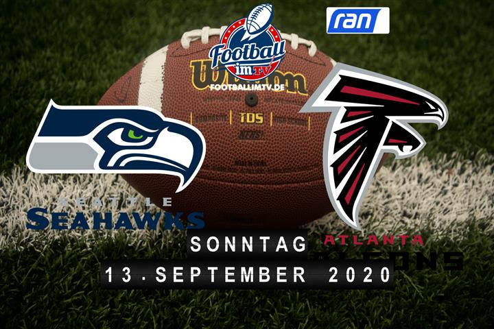 Seattle Seahawks - Atlanta Falcons