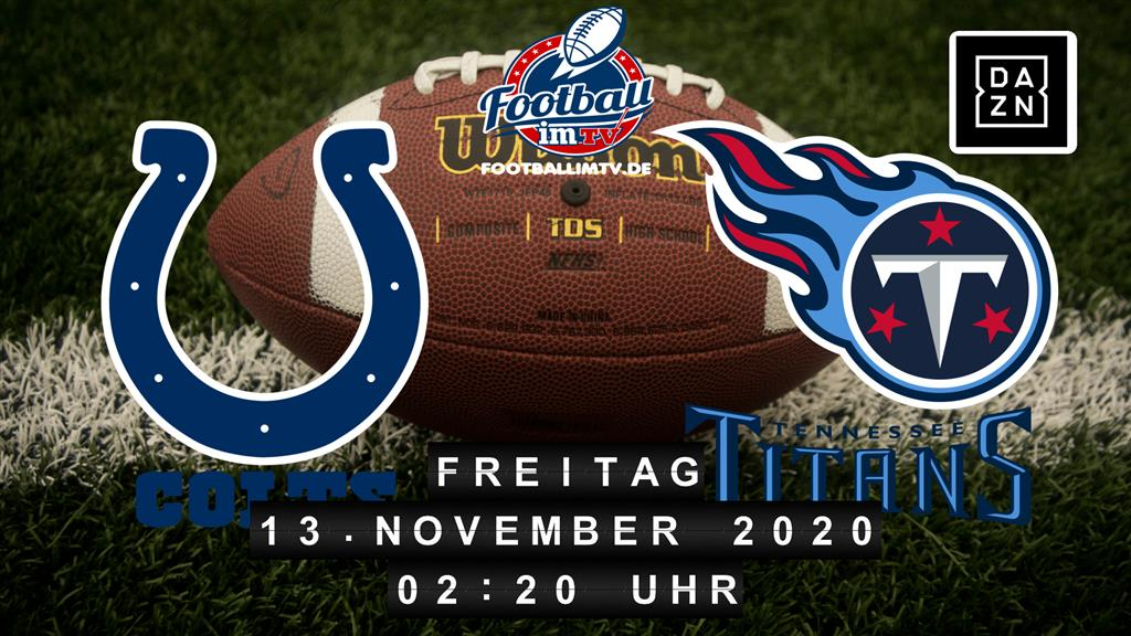 Indianapolis Colts - Tennessee Titans