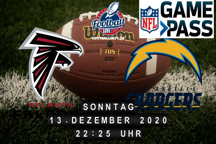 Atlanta Falcons - Los Angeles Chargers