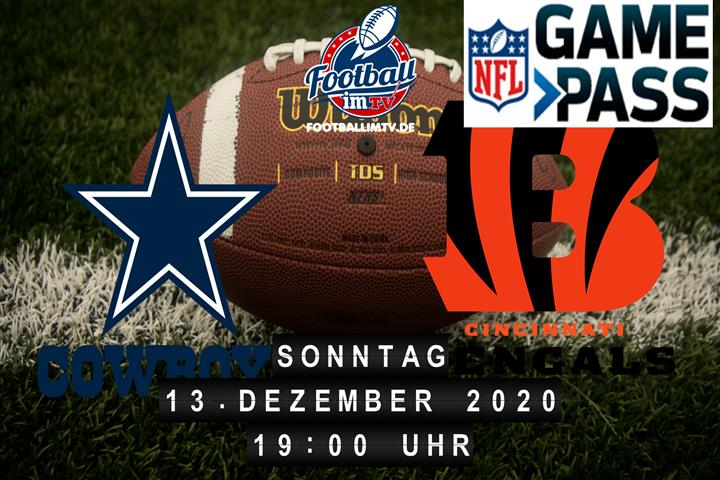 Dallas Cowboys - Cincinnati Bengals