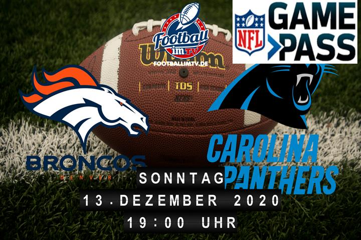 Denver Broncos - Carolina Panthers