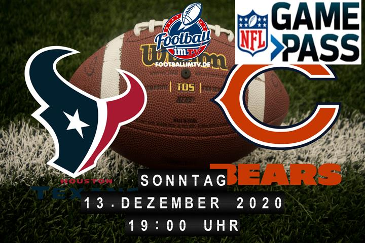 Houston Texans - Chicago Bears