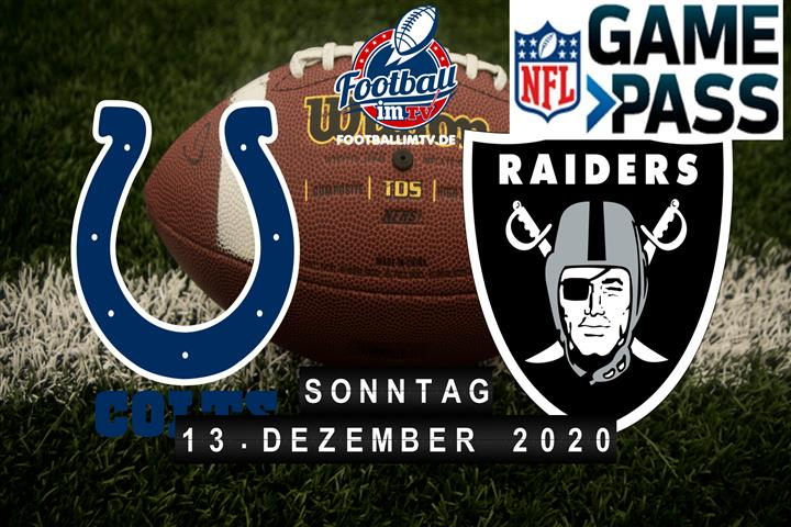 Indianapolis Colts - Las Vegas Raiders