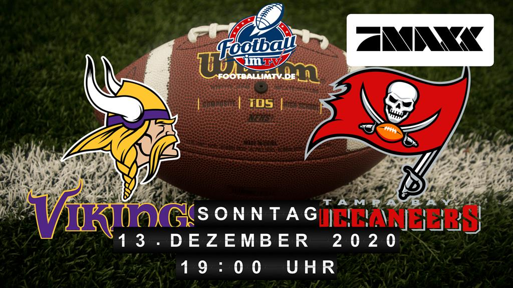 Minnesota Vikings - Tampa Bay Buccaneers