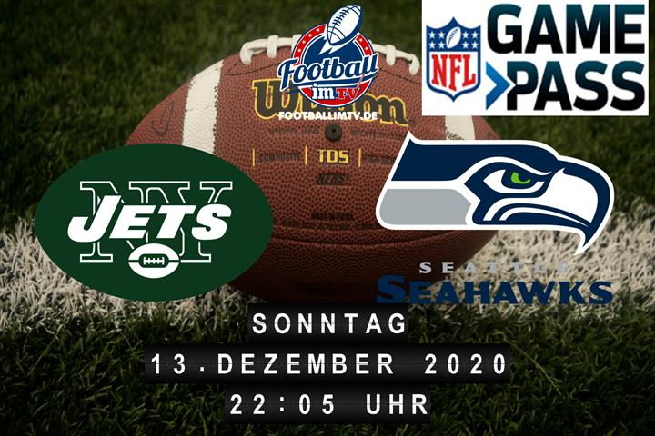 New York Jets - Seattle Seahawks