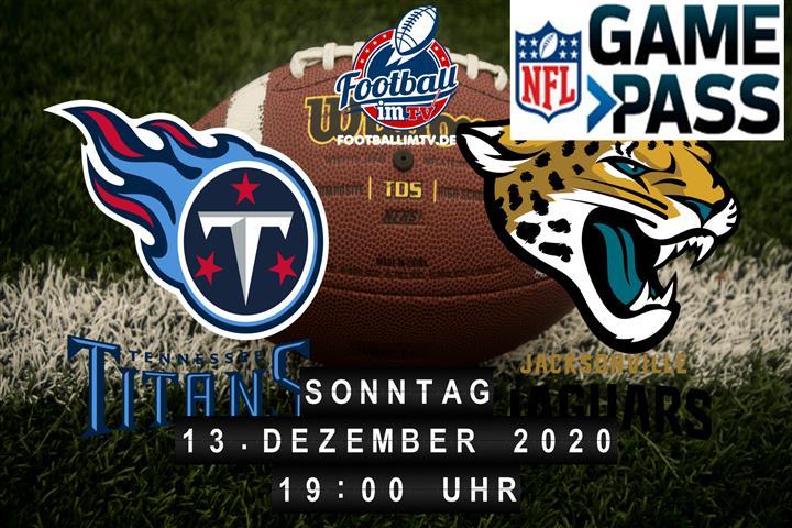 Tennessee Titans - Jacksonville Jaguars