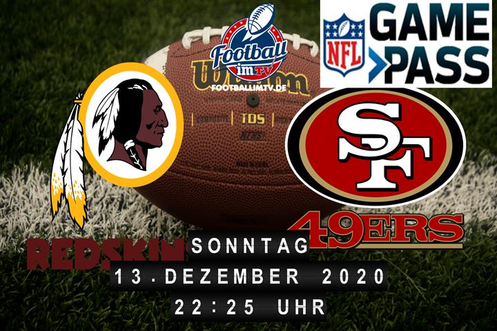 Washington Redskins - San Francisco 49ers
