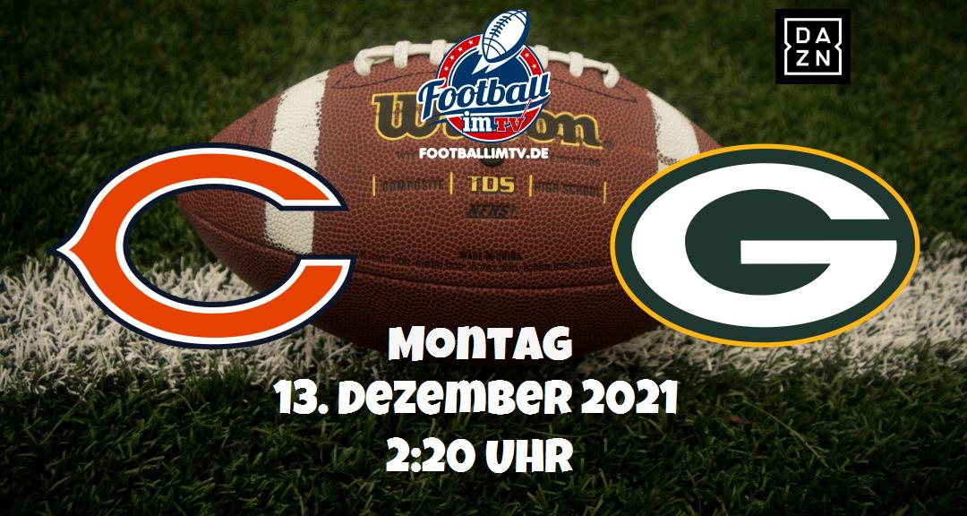 Chicago Bears - Green Bay Packers