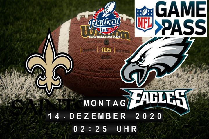 New Orleans Saints - Philadelphia Eagles
