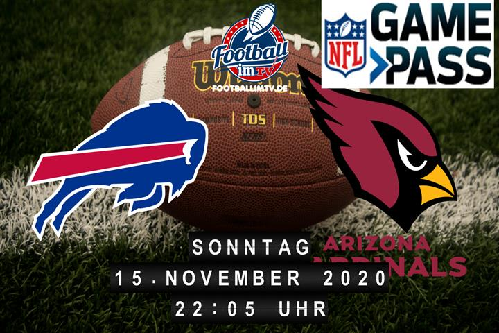 Buffalo Bills @ Arizona Cardinals