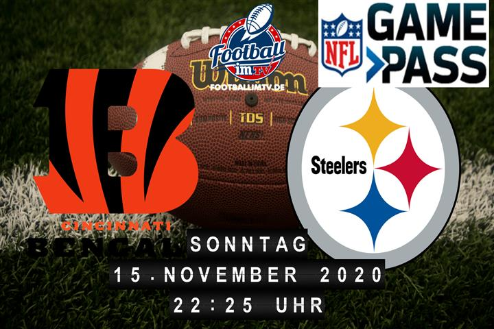 Cincinnati Bengals - Pittsburgh Steelers