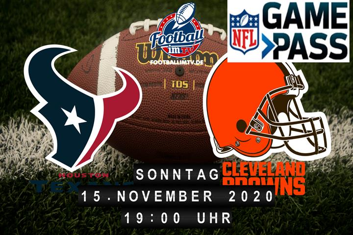 Houston Texans - Cleveland Browns
