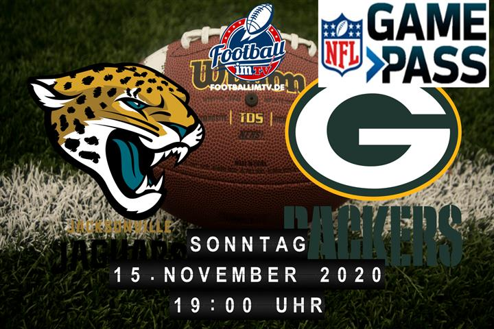 Jacksonville Jaguars - Green Bay Packers