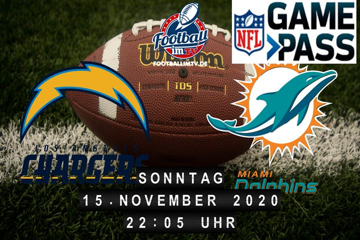 Los Angeles Chargers - Miami Dolphins