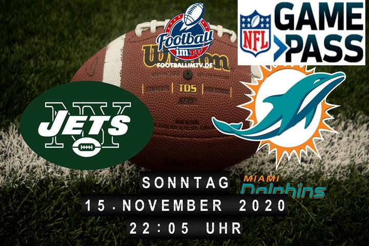 New York Jets - Miami Dolphins