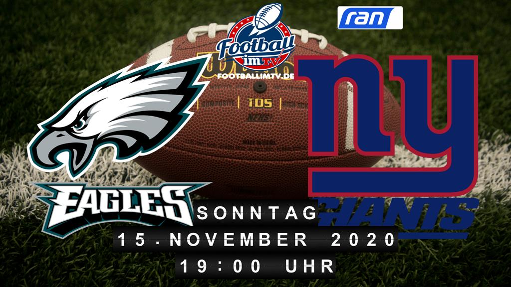 Philadelphia Eagles - New York Giants