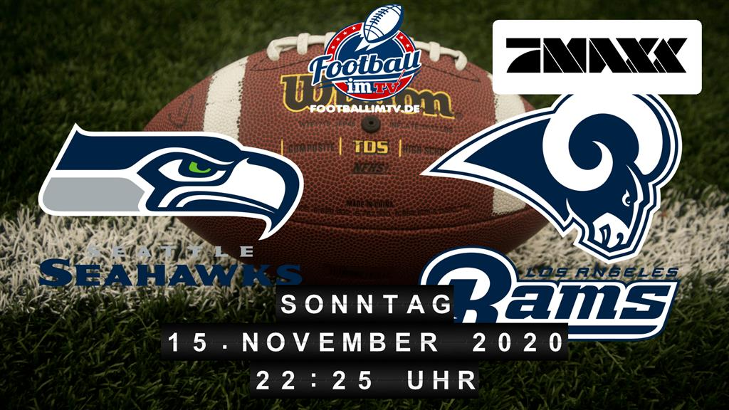 Seattle Seahawks - Los Angeles Rams