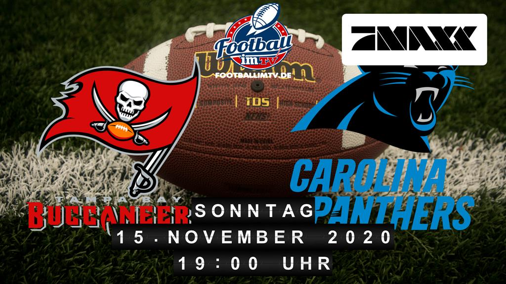 Tampa Bay Buccaneers - Carolina Panthers