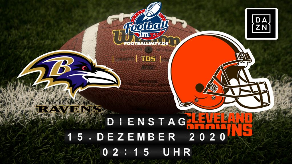 Baltimore Ravens - Cleveland Browns
