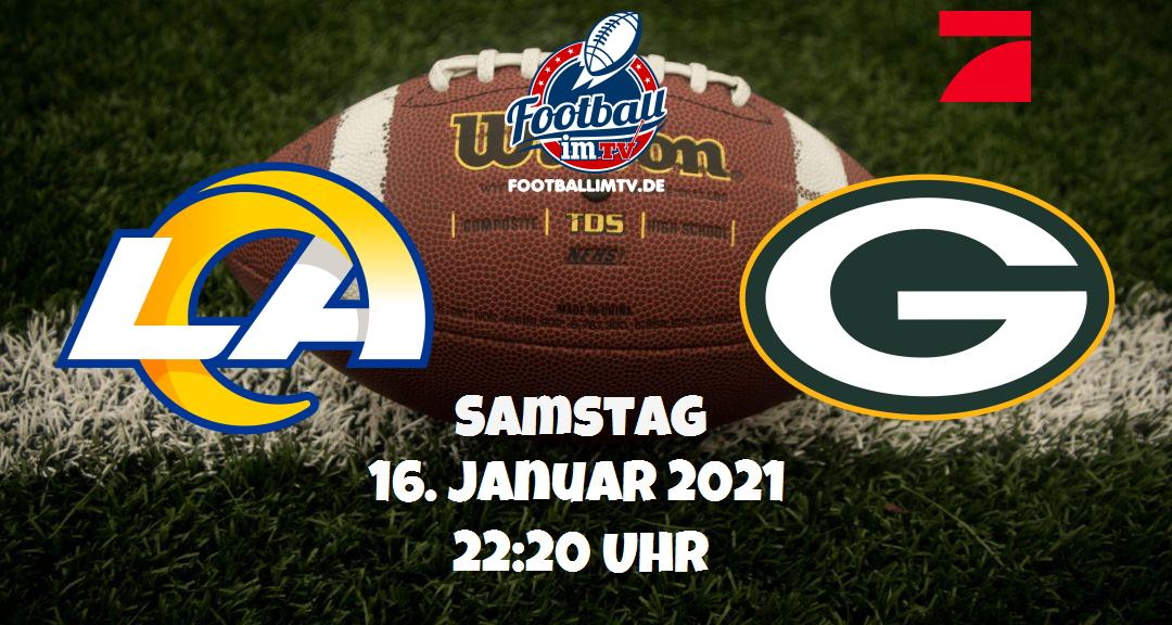 Los Angeles Rams @ Green Bay Packers