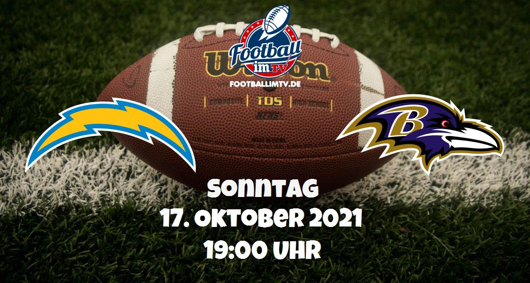 Los Angeles Chargers - Baltimore Ravens