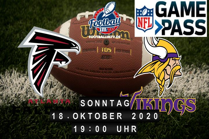 Atlanta Falcons - Minnesota Vikings