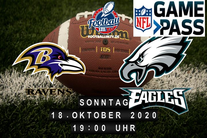 Baltimore Ravens - Philadelphia Eagles
