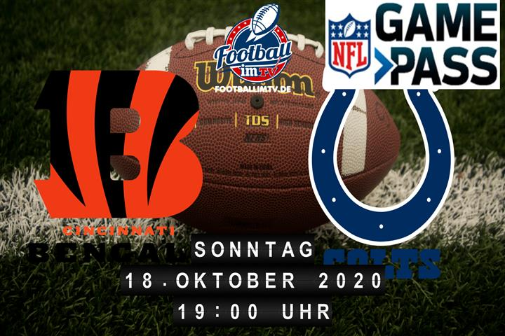 Cincinnati Bengals - Indianapolis Colts