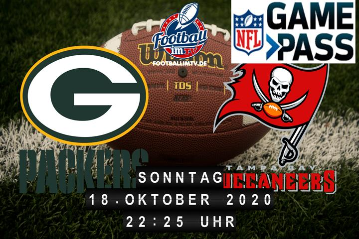 Green Bay Packers - Tampa Bay Buccaneers