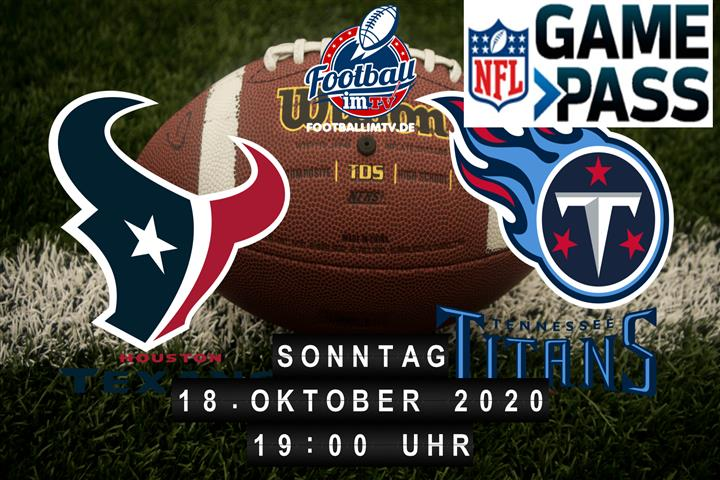 Houston Texans - Tennessee Titans