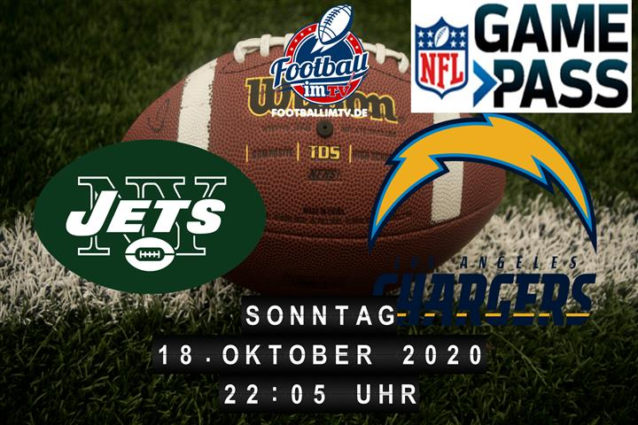 New York Jets - Los Angeles Chargers