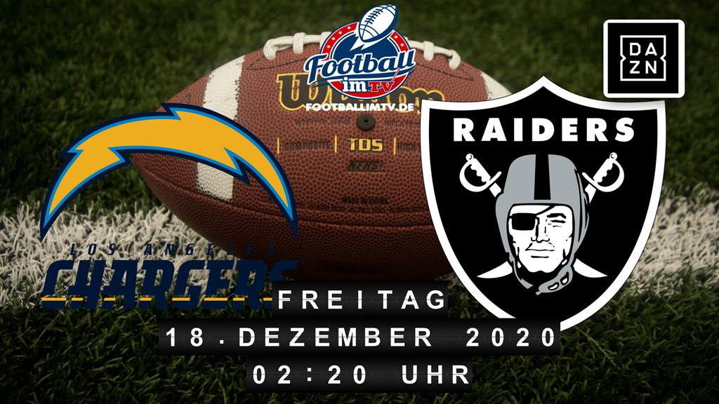 Los Angeles Chargers - Las Vegas Raiders