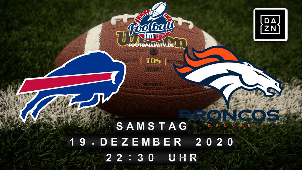Buffalo Bills @ Denver Broncos