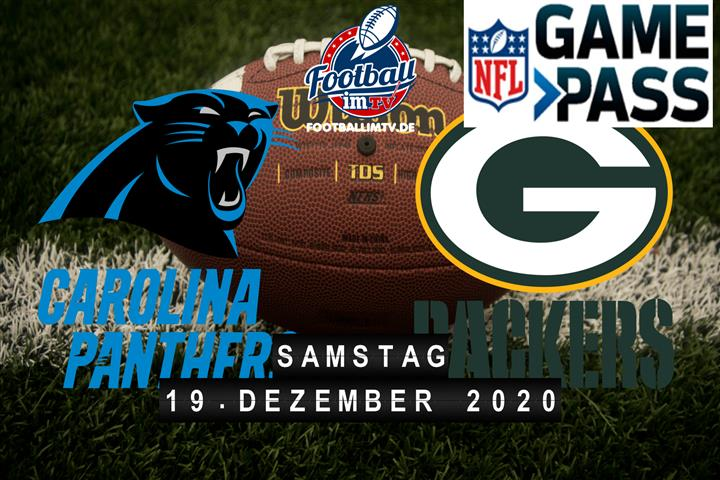 Carolina Panthers - Green Bay Packers
