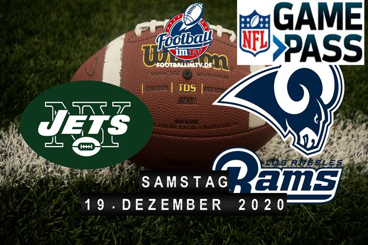 New York Jets - Los Angeles Rams