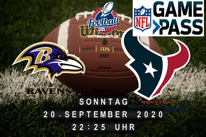 Baltimore Ravens - Houston Texans