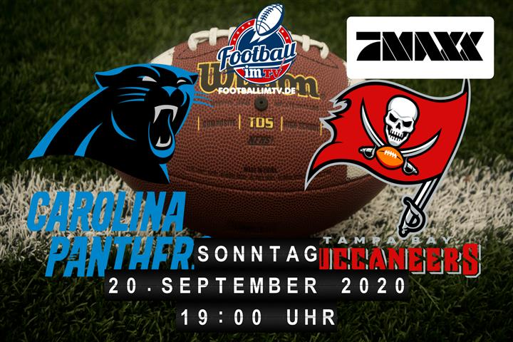 Carolina Panthers - Tampa Bay Buccaneers