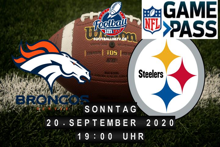 Denver Broncos - Pittsburgh Steelers