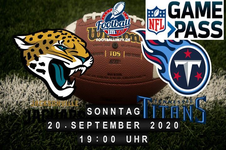 Jacksonville Jaguars - Tennessee Titans