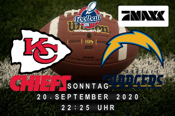 Kansas City Chiefs - Los Angeles Chargers