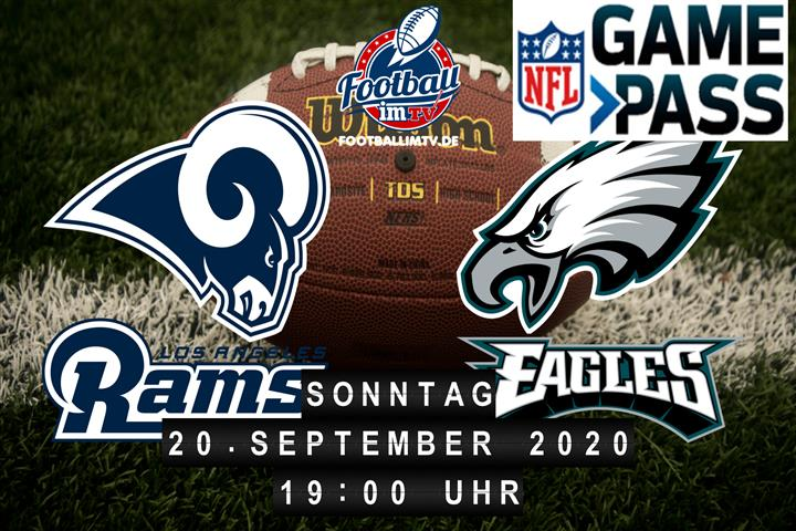 Los Angeles Rams - Philadelphia Eagles