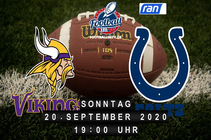 Minnesota Vikings - Indianapolis Colts