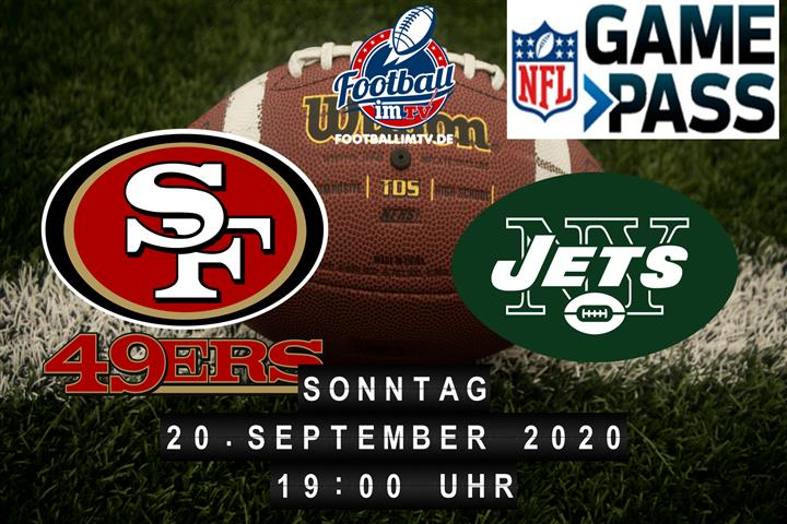 San Francisco 49ers - New York Jets